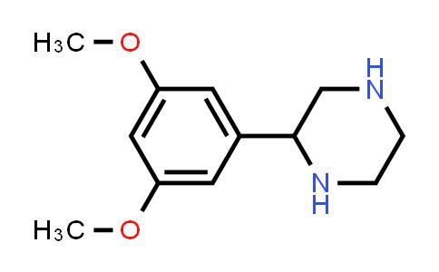 910444-70-1 | 2-(3,5-Dimethoxyphenyl)piperazine