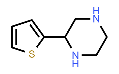 85803-49-2 | 2-Thiophen-2-yl-piperazine