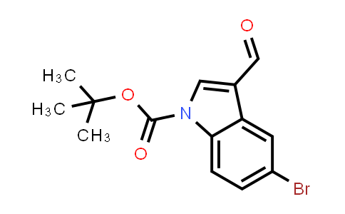 325800-39-3 | 5-Bromo-3-formylindole-1-carboxylic acid tert-butyl ester