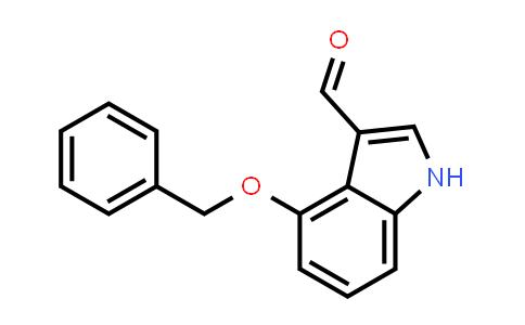 7042-71-9   4-Benzyloxyindole-3-carbaldehyde