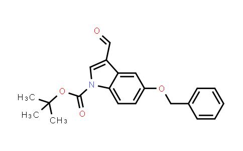 914348-98-4 | 5-Benzyloxy-3-formylindole-1-carboxylic acid tert-butyl ester
