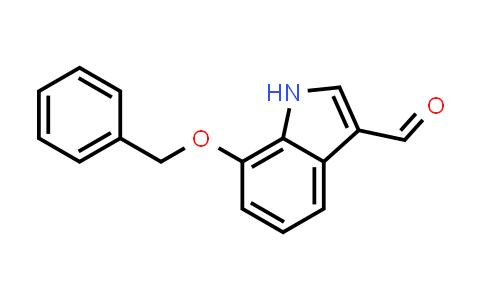 92855-65-7 | 7-Benzyloxyindole-3-carbaldehyde