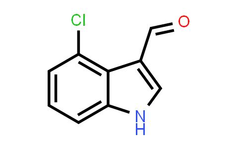 876-72-2   4-Chloroindole-3-carbaldehyde