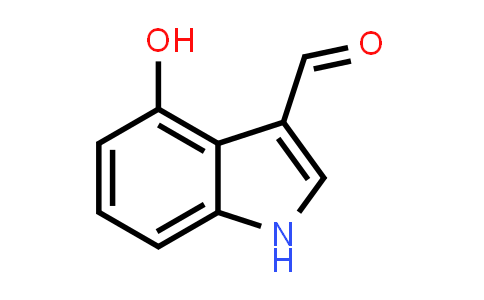 81779-27-3 | 4-Hydroxy-1H-indole-3-carbaldehyde