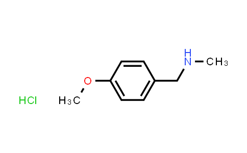 876-32-4 | 4-Methoxy-N-methylbenzylamine hydrochloride
