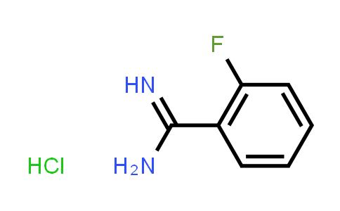 MC455898   57075-81-7   2-Fluorobenzamidine hydrochloride
