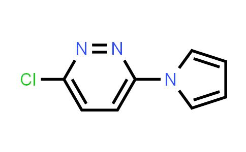 MC455900 | 5096-76-4 | 3-Chloro-6-pyrrol-1-yl-pyridazine