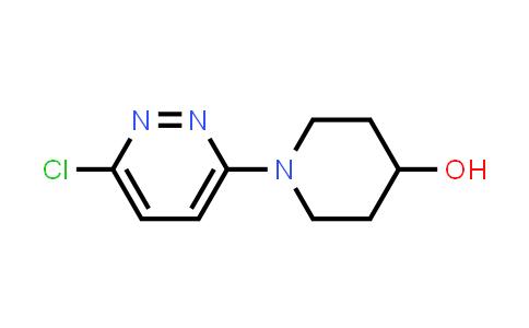 89937-26-8 | 1-(6-Chloropyridazin-3-yl)piperidin-4-ol