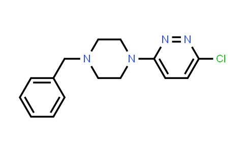 MC455903   362661-27-6   3-(4-Benzylpiperazin-1-yl)-6-chloropyridazine