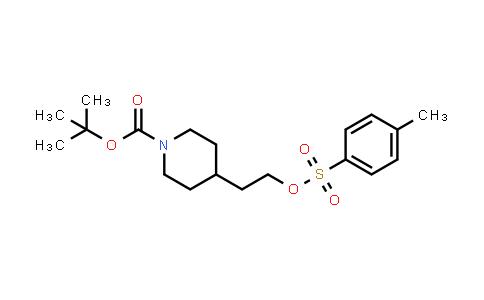 MC455907 | 89151-45-1 | N-tert-Butoxycarbonyl-4-[2-(4-toluenesulfonyloxy)ethyl]piperidine