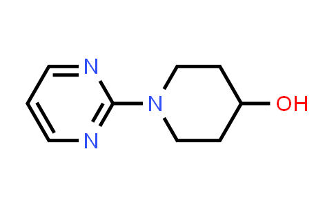 893755-98-1 | 1-Pyrimidin-2-yl-piperidin-4-ol