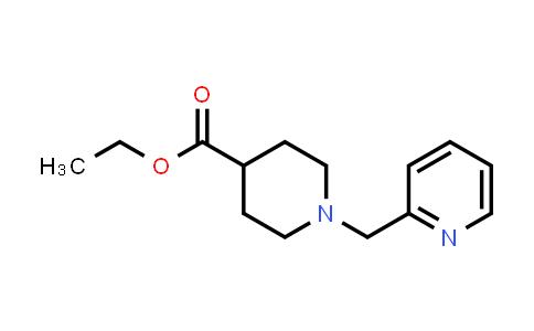 138030-53-2 | 1-Pyridin-2-ylmethylpiperidine-4-carboxylic acid ethyl ester