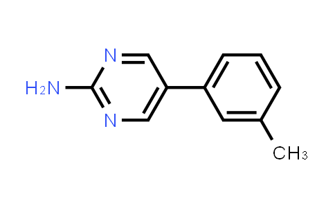 914349-42-1 | 5-m-Tolylpyrimidin-2-ylamine