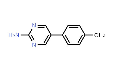 MC455937 | 31408-17-0 | 5-p-Tolylpyrimidin-2-ylamine