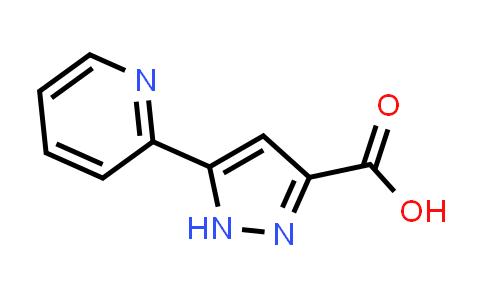 374064-02-5 | 5-Pyridin-2-yl-1H-pyrazole-3-carboxylic acid