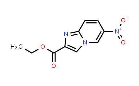 MC455966 | 38923-08-9 | 6-Nitroimidazo[1,2-a]pyridine-2-carboxylic acid ethyl ester