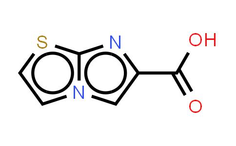 53572-98-8 | lmidazo[2,1-b]thiazole-6-carboxylic acid