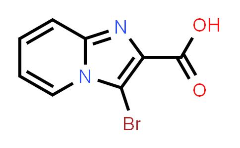 354548-73-5 | 3-Bromoimidazo[1,2-a]pyridine-2-carboxylic acid