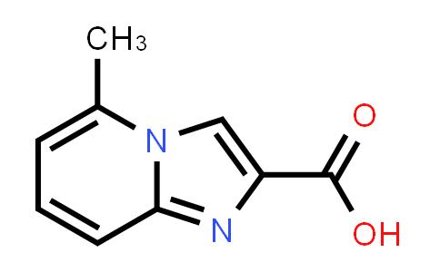 88751-06-8   5-Methylimidazo[1,2-a]pyridine-2-carboxylic acid
