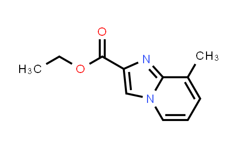 67625-40-5 | 8-Methylimidazo[1,2-a]pyridine-2-carboxylic acid ethyl ester