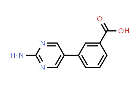 MC455983 | 914349-45-4 | 3-(2-Aminopyrimidin-5-yl)benzoic acid