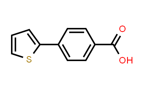 DY455987 | 29886-62-2 | 4-Thiophen-2-yl-benzoic acid