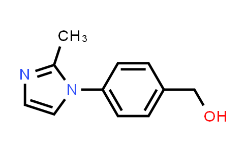 DY455990   167758-58-9   [4-(2-Methylimidazol-1-yl)phenyl]methanol