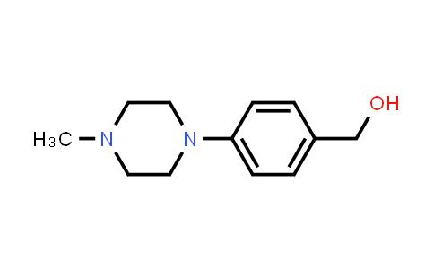 342405-34-9 | [4-(4-Methylpiperazin-1-yl)phenyl]methanol