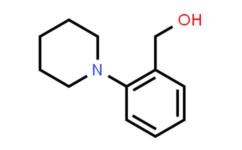 87066-94-2 | (2-Piperidin-1-yl-phenyl)methanol