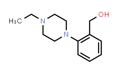 914349-49-8   [2-(4-Ethylpiperazin-1-yl)phenyl]methanol