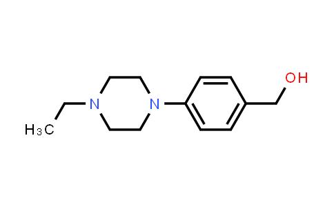 402745-30-6 | [4-(4-Ethylpiperazin-1-yl)phenyl]methanol