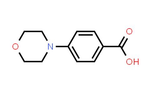 DY456012 | 7470-38-4 | 4-Morpholin-4-yl-benzoic acid