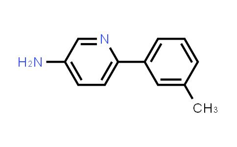 893640-46-5 | 6-m-Tolylpyridin-3-ylamine