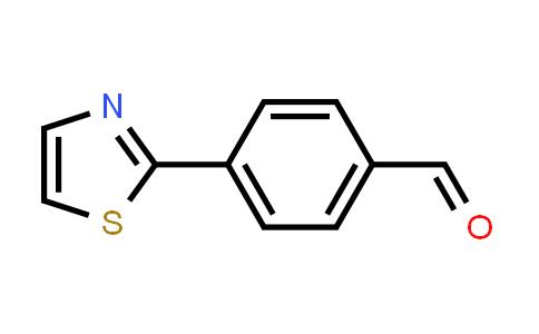 198904-53-9 | 4-Thiazol-2-yl-benzaldehyde