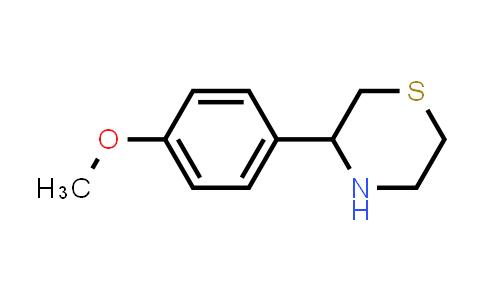 DY456036 | 887344-27-6 | 3-(4-Methoxyphenyl)thiomorpholine