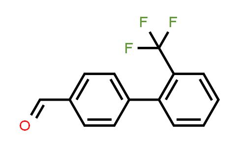 198205-95-7 | 2'-Trifluoromethyl-biphenyl-4-carbaldehyde
