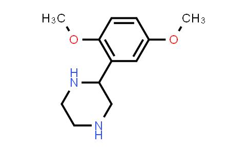 910444-68-7 | 2-(2,5-Dimethoxyphenyl)piperazine