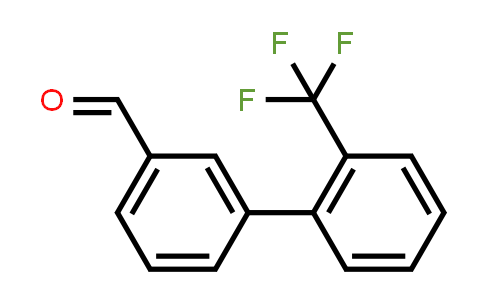 675596-31-3   2'-Trifluoromethyl-biphenyl-3-carbaldehyde