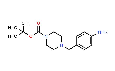 304897-49-2 | 4-(4-Aminobenzyl)piperazine-1-carboxylic acid tert-butyl ester