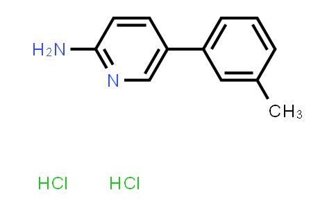 1189458-99-8   5-m-Tolylpyridin-2-ylamine dihydrochloride