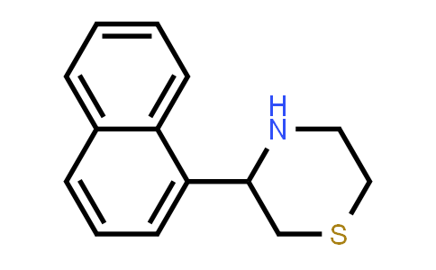 DY456077 | 914349-66-9 | 3-Naphthalen-1-yl-thiomorpholine
