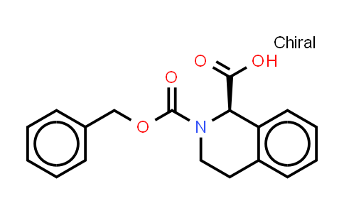 DY456096 | 151004-88-5 | (R)-N-Cbz-3,4-dihydro-1H-isoquinolinecarboxylic acid