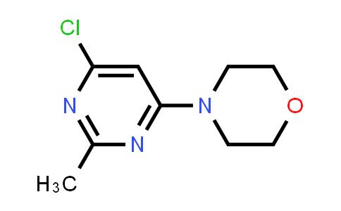 22177-99-7 | 4-(6-Chloro-2-methylpyrimidin-4-yl)morpholine
