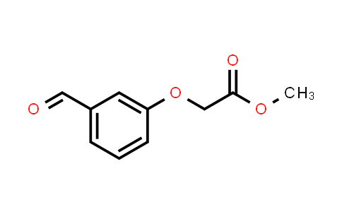 DY456106 | 37748-10-0 | Methyl (3-formylphenoxy)acetate