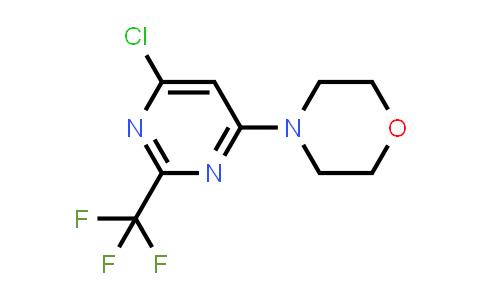 1189444-94-7 | 4-(6-Chloro-2-trifluoromethylpyrimidin-4-yl)morpholine