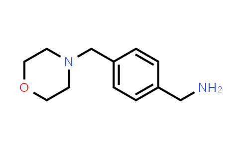 DY456124 | 91271-84-0 | 4-Morpholin-4-ylmethylbenzylamine