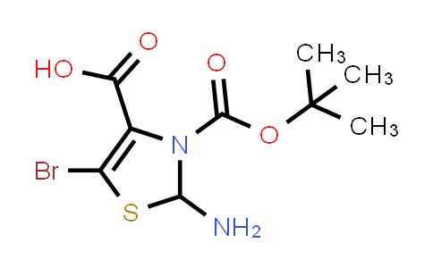 914347-09-4 | N-Boc-2-amino-5-bromothiazole-4-carboxylic acid