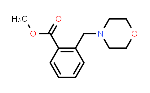DY456143 | 135651-46-6 | 2-Morpholin-4-ylmethylbenzoic acid methyl ester