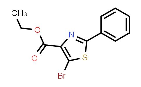 914347-21-0   5-Bromo-2-phenylthiazole-4-carboxylic acid ethyl ester