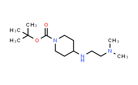 887588-43-4   4-(2-Dimethylaminoethylamino)piperidine-1-carboxylic acid tert-butyl ester
